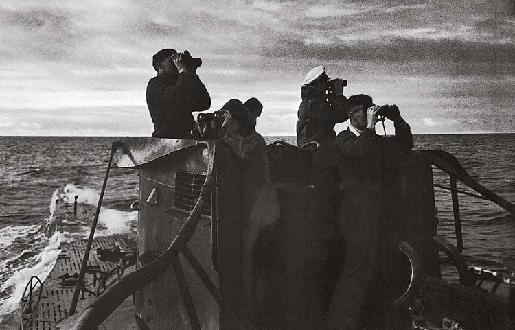 история по лодку u96