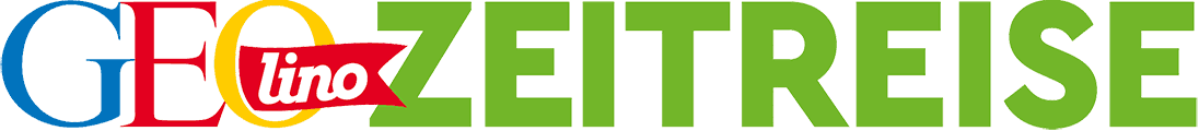 Logo GEOlino Zeitreise