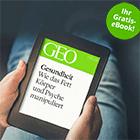 Gratis-eBook GEO Gesundheit